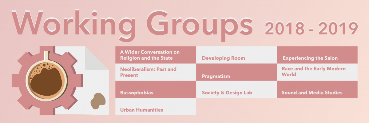 Working Groups 2018-2019